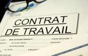 Contrat de travail type 300x192 - Contrat de travail type